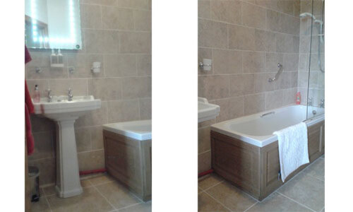 Refurbished Bathrooms